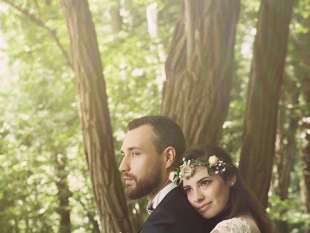 Le mariage de Julien et Victorine à Cergy-Pontoise, Val-d'Oise 20