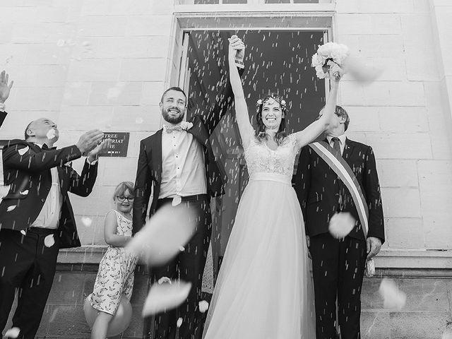 Le mariage de Julien et Victorine à Cergy-Pontoise, Val-d'Oise 22