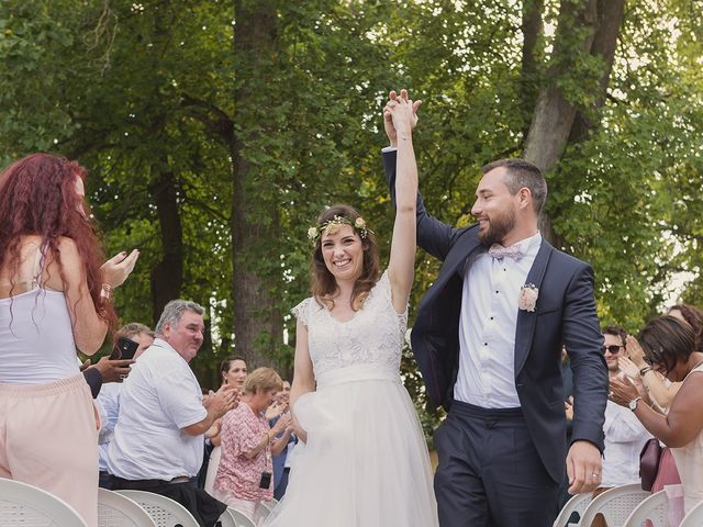 Le mariage de Julien et Victorine à Cergy-Pontoise, Val-d'Oise 27