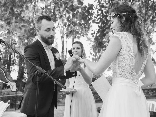 Le mariage de Julien et Victorine à Cergy-Pontoise, Val-d'Oise 31