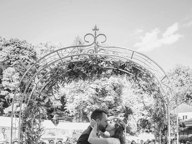 Le mariage de Julien et Victorine à Cergy-Pontoise, Val-d'Oise 32