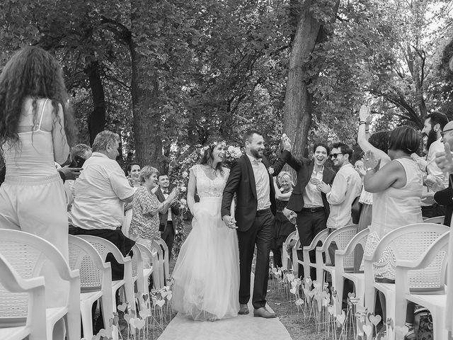 Le mariage de Julien et Victorine à Cergy-Pontoise, Val-d'Oise 33