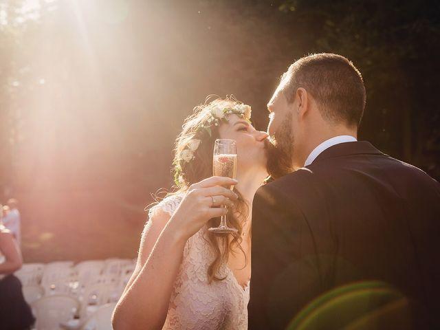 Le mariage de Julien et Victorine à Cergy-Pontoise, Val-d'Oise 38