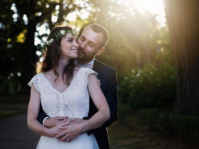 Le mariage de Victorine et Julien