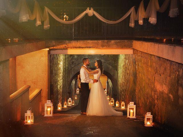 Le mariage de Julien et Victorine à Cergy-Pontoise, Val-d'Oise 50
