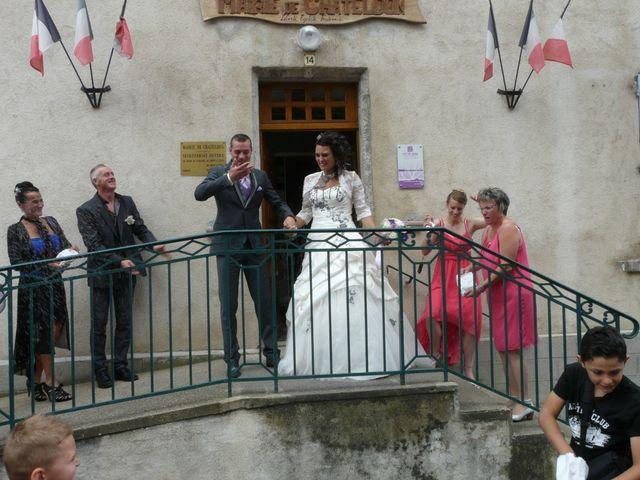 Le mariage de Jean Alain et Aurore à Saint-Priest-Bramefant, Puy-de-Dôme 2