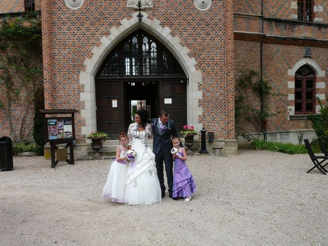 Le mariage de Jean Alain et Aurore à Saint-Priest-Bramefant, Puy-de-Dôme 4