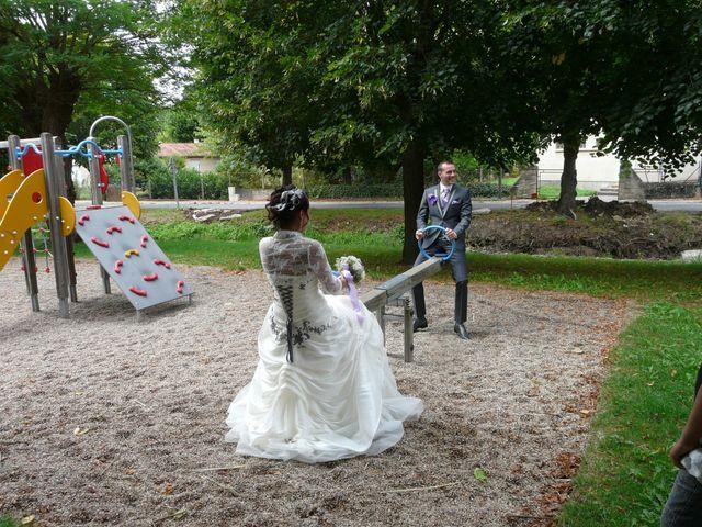 Le mariage de Jean Alain et Aurore à Saint-Priest-Bramefant, Puy-de-Dôme 5
