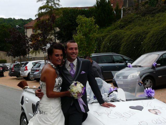 Le mariage de Jean Alain et Aurore à Saint-Priest-Bramefant, Puy-de-Dôme 9