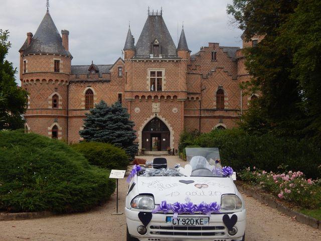 Le mariage de Jean Alain et Aurore à Saint-Priest-Bramefant, Puy-de-Dôme 14
