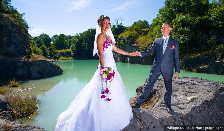 Le mariage de Aymeric et Lou à Bouère, Mayenne