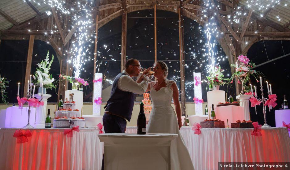 Le mariage de Anthony et Blandine à Catenay, Seine-Maritime