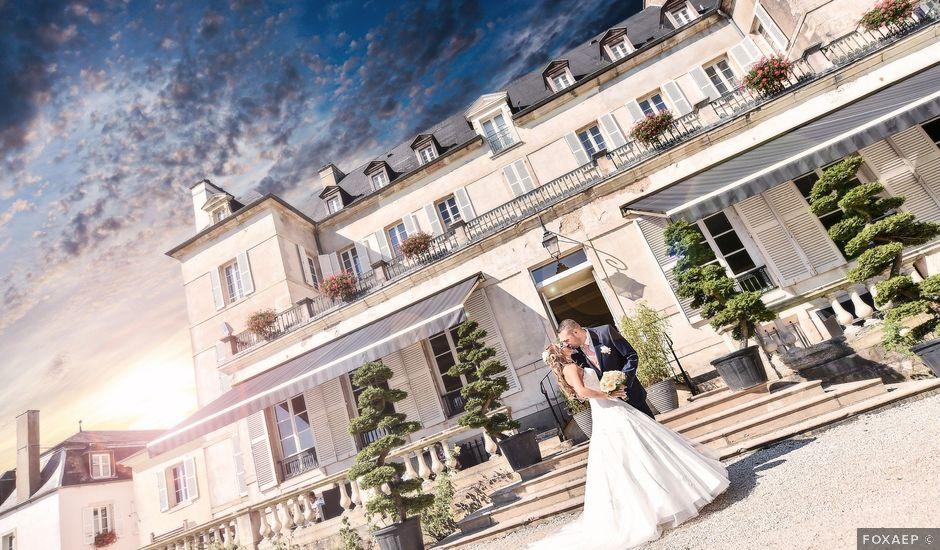Le mariage de Cédric et Elise à Flagey-Échézeaux, Côte d'Or