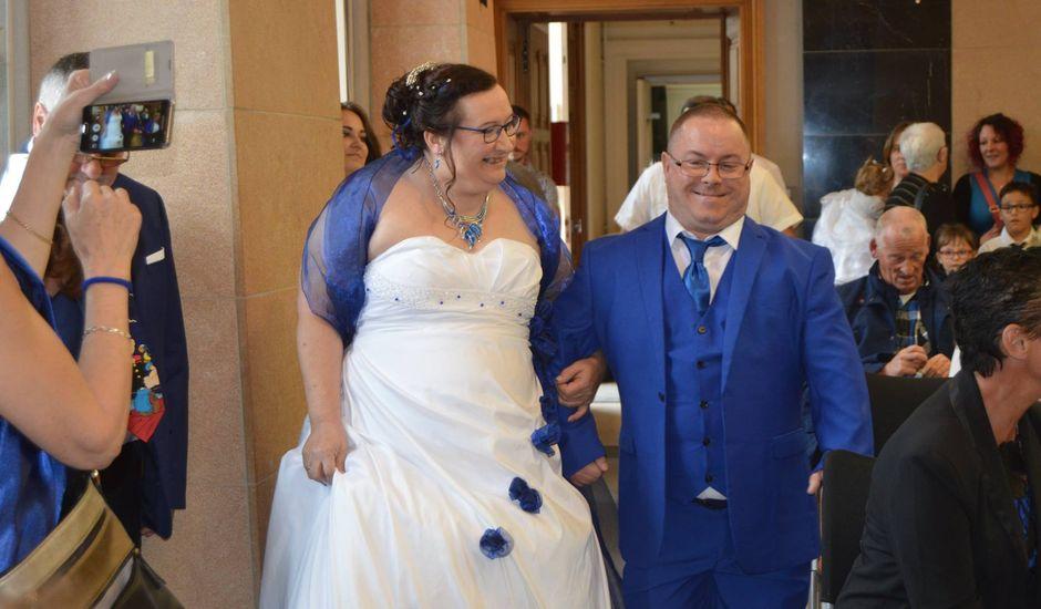 Le mariage de Arnaud et Christelle à Querqueville, Manche