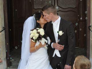 Le mariage de Stéphanie et Franckie