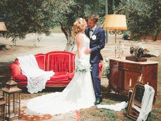 Le mariage de Séverine et Jérôme