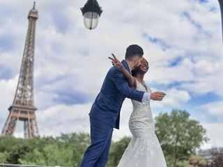 Le mariage de Fati et Julien