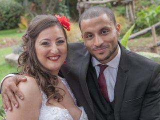 Le mariage de Sonia et Soffiane