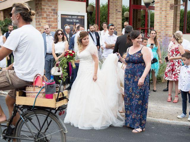 Le mariage de Benjamin et Audrey à Gujan-Mestras, Gironde 6