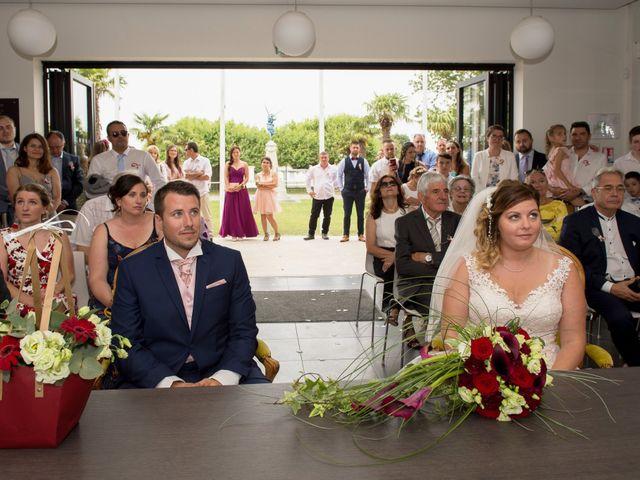 Le mariage de Benjamin et Audrey à Gujan-Mestras, Gironde 9