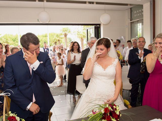 Le mariage de Benjamin et Audrey à Gujan-Mestras, Gironde 11