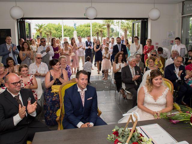 Le mariage de Benjamin et Audrey à Gujan-Mestras, Gironde 12