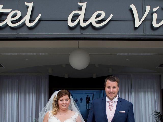 Le mariage de Benjamin et Audrey à Gujan-Mestras, Gironde 14