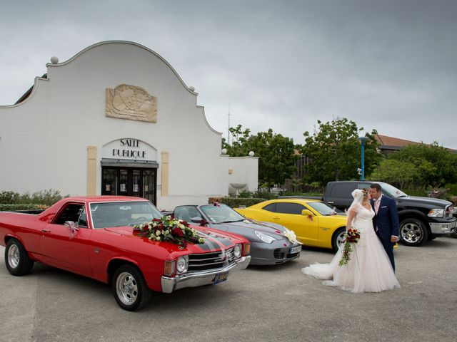 Le mariage de Benjamin et Audrey à Gujan-Mestras, Gironde 17