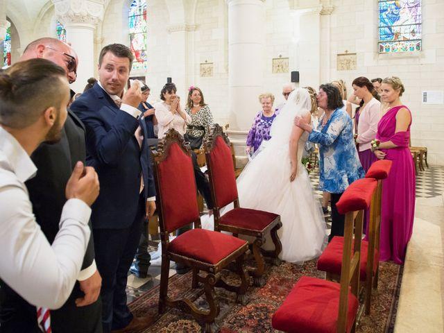 Le mariage de Benjamin et Audrey à Gujan-Mestras, Gironde 21