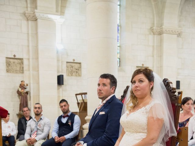 Le mariage de Benjamin et Audrey à Gujan-Mestras, Gironde 22