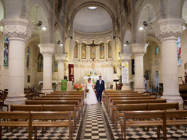 Le mariage de Benjamin et Audrey à Gujan-Mestras, Gironde 31