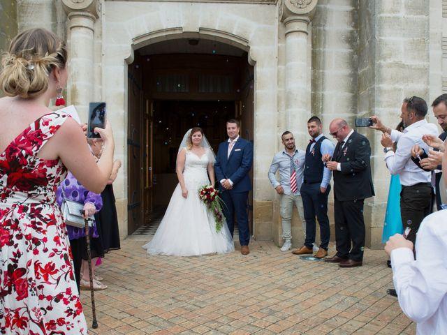 Le mariage de Benjamin et Audrey à Gujan-Mestras, Gironde 32