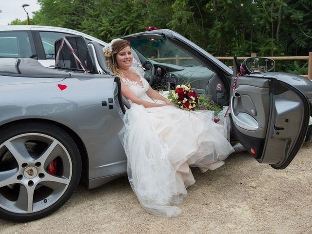 Le mariage de Benjamin et Audrey à Gujan-Mestras, Gironde 34