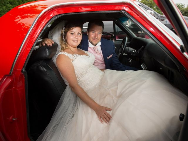 Le mariage de Benjamin et Audrey à Gujan-Mestras, Gironde 39