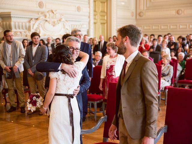 Le mariage de Thomas et Clémence à Tours, Indre-et-Loire 15