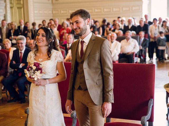 Le mariage de Thomas et Clémence à Tours, Indre-et-Loire 16