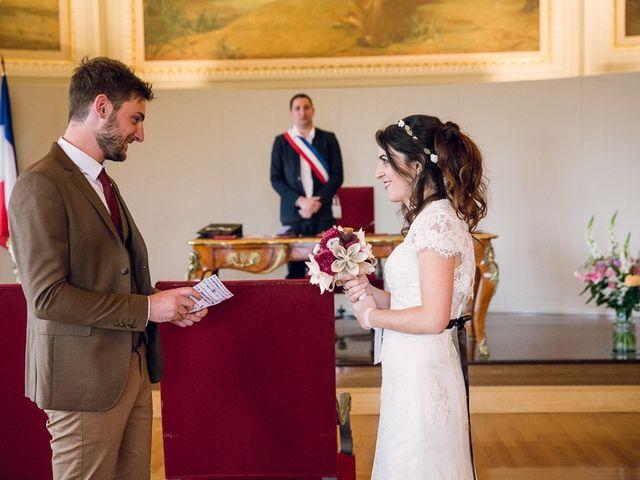 Le mariage de Thomas et Clémence à Tours, Indre-et-Loire 19