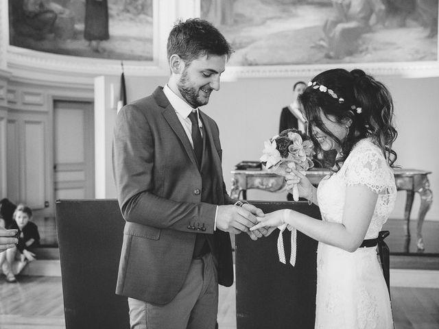 Le mariage de Thomas et Clémence à Tours, Indre-et-Loire 20