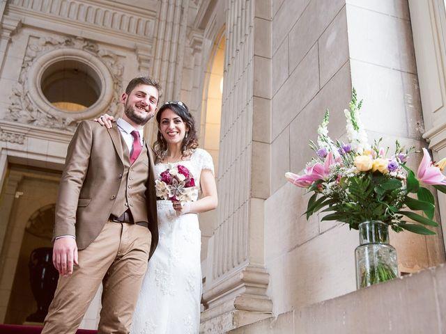 Le mariage de Thomas et Clémence à Tours, Indre-et-Loire 24