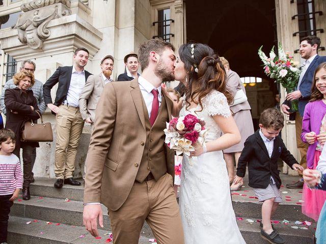 Le mariage de Thomas et Clémence à Tours, Indre-et-Loire 26