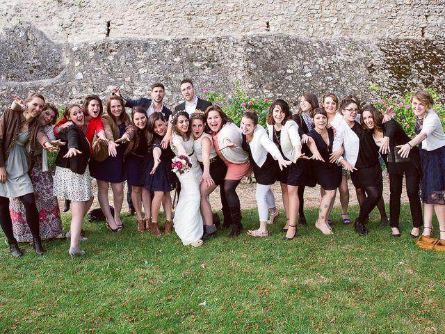 Le mariage de Thomas et Clémence à Tours, Indre-et-Loire 36