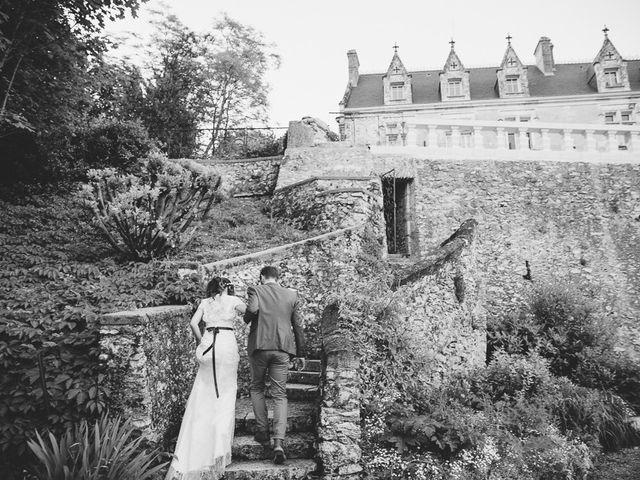 Le mariage de Thomas et Clémence à Tours, Indre-et-Loire 45
