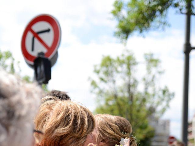 Le mariage de Thomas et Laurie à Lyon, Rhône 11