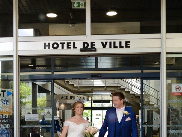 Le mariage de Thomas et Laurie à Lyon, Rhône 17