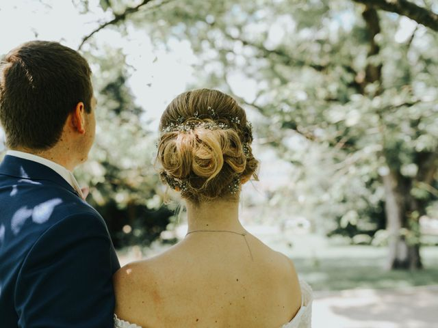 Le mariage de Laurie et Thomas