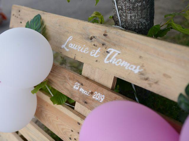 Le mariage de Thomas et Laurie à Lyon, Rhône 91