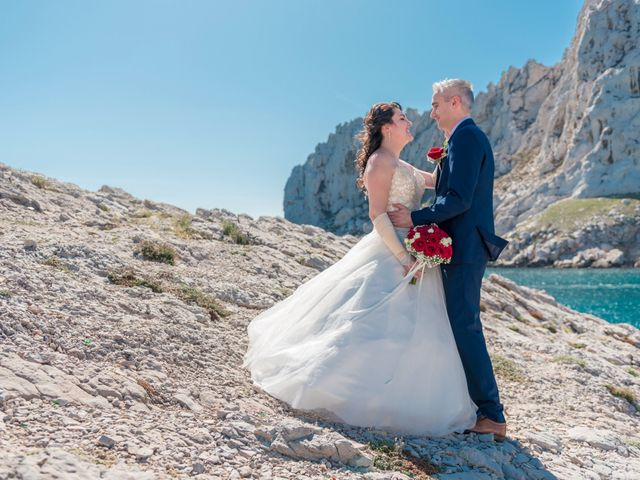Le mariage de Yoan et Marine à Marseille, Bouches-du-Rhône 1