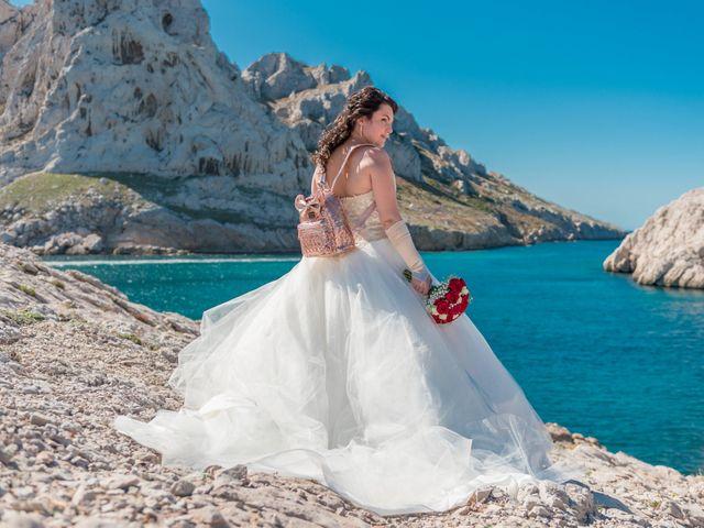 Le mariage de Yoan et Marine à Marseille, Bouches-du-Rhône 8