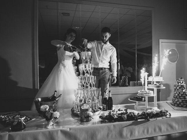 Le mariage de Thibaud et Gladice à Savas, Ardèche 55