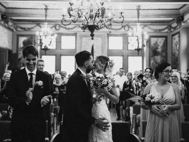 Le mariage de Romain et Morgane à Le Cap d'Agde, Hérault 30